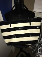 Kate Spade Penn Valley Sophie Patent PVC Tote / Shoulder Bag NWOT