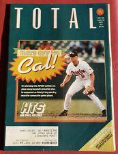 TOTAL TV GUIDE SEPT 1995, CAL RIPKEN