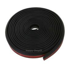 4M Z-Type Car Door Rubber Weather Seal Strip Pad Sound Insulation Sealing Trim