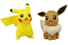 TAKARA TOMY Pokemon Moncolle EX Figure EX ESP_10 Pikachu & Eevee Pocket Monster