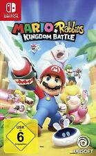 Mario & Rabbids Kingdom Battle (Nintendo Switch, 2017)