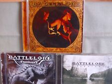 Battlelore-Doombound/Evernight/Third Age of the Sun/Last Alliance WIE NEU- lesen