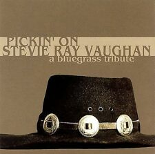 "Various Artists ""Pickin' On Stevie Ray Vaughan"" CD! BRAND NEW! STILL SEALED!"