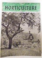 Horticulture Magazine May 1949 Bleeding Heart Perennial Onions Magnolias Lilacs