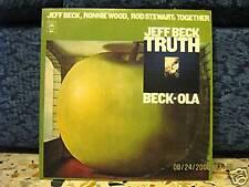 JEFF BECK-RONNIE WOOD-ROD STEWART-truth-beck-ola MINT