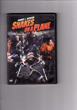 Snakes On A Plane / Samuel L. Jackson / DVD #15007