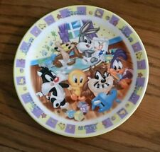"""2000 Wedgwood """"Baby Looney Tunes"""" 6 3/4"""" Collector""""s Plate - England"""