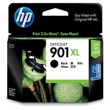 HP #901XL CC654AN Black Ink Cartridge GENUINE NEW