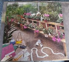 Jigsaw puzzle 500 pieces. Weed'em and weep! By Bepuzzled