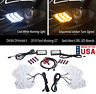 Diode Dynamics Switchback DRL Headlight LED Boards For 2018-2019 Ford Mustang