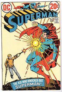 Superman #259, Fine - Very Fine Condition*