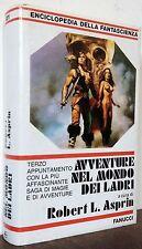 AVVENTURE NEL MONDO DEI LADRI Fanucci Enciclopedia della Fantascienza 1988
