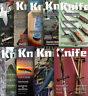Australian Knife Magazine, 9 magazines, Issues 1-9