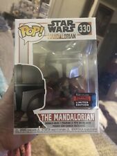 Funko Pop Star Wars The Mandalorian NYCC 2019 Fall Convention Exclusive #330