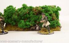 Wws 20 - 28mm Normandía Bocage Battlefield pequeño recto x 2 Pernos de acción