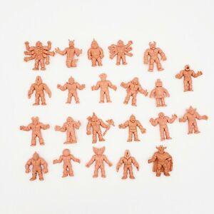 M.U.S.C.L.E Men Lot 22 Figures Cobra Satan Dragon Geronimo 058 Kinnikuman Muscle