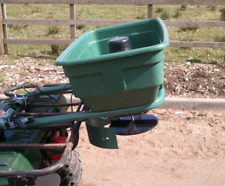 Rock Machinery 125lb ATV spreader