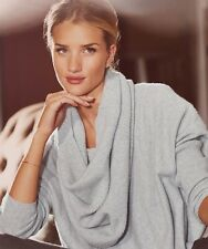 BNWT ROSIE FOR AUTOGRAPH CASHMERE OVERSIZED JUMPER WITH DETACHABLE SNOOD SIZE S