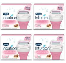Schick Intuition Ultra Moisture With Shea Butter, 12 Cartridges
