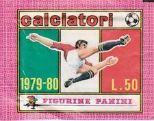 BUSTINA CALCIATORI 1979/80 VUOTA OTTIMA