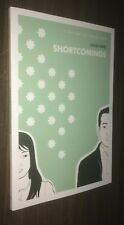 SHORTCOMINGS TPB -- Adrian Tomine -- Drawn & Quarterly