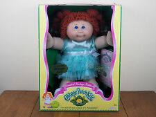 """Cabbage Patch Kids 14"""" Girl Limited Vintage Edition Redhead Plush Doll **NEW**"""