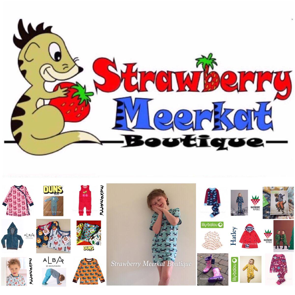 Strawberry Meerkat Boutique