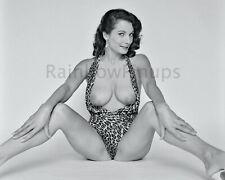 A342 8x10 SEXY 1950s Stripper, VIVIAN MALEDY #3 * BIG BEAUTIFUL BREASTS! (NUDES)