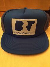 Vintage Blue Ridge Transfer Co Hat