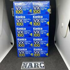10x KONICA VX 100 - color  35 film expired film