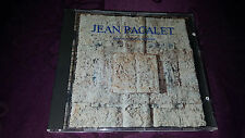 CD Jean pacalet/œuvres pour ACCORDEON-ALBUM