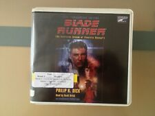 Blade Runner 25th Anniversary Edition Audio BOOK 8 CDs -  Philip K Dick