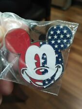 2018 Disney Mickey Americana Flag Pin