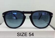 Persol Uomo Po0714-95/31-54 Nero Occhiali da sole Ovali