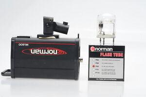 Norman ML600 600Ws Monolight Studio Flash (ML-600) #627