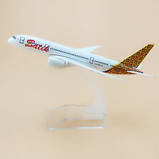 16cm Airplane Model Plane Air Batik Airlines Boeing 787 B787 Aircraft Model Toy