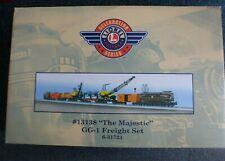More details for lionel 0 gauge train set storage box (empty) 'the majestic' gg-1 6-31721