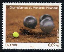 STAMP / TIMBRE  FRANCE  N° 4684 ** ART / TABLEAU / CHAMPIONAT DU MONDE DE BOULE