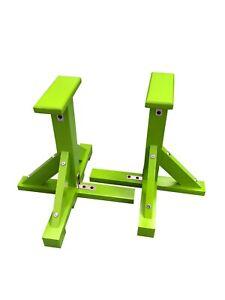 30 Pairs of Standard Handstand Pedestals (Rectangle)