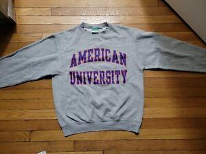 American University Champion Sweatshirt