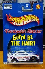 Hot Wheels Honda Civic Si Fantastic Sams VHTF Rare!