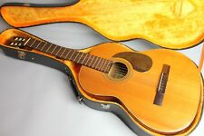 1968s K YAIRI  Classical Guitar No.B2 Solid top with HSC Neck is fixed