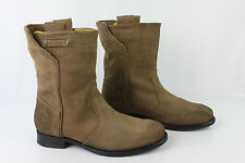 Boots DIESEL All Leather Suede Chamois T 41 TOP CONDITION