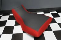 Yamaha Grizzly 660 Red Sides Seat Cover #yz93kya93
