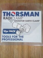 Thorsman Radiator Earth Clamps 4 Pack of 10