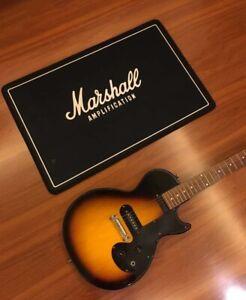 Marshall Guitar Printed Rug Carpet For Living Room Bathroom Guitar Home Decor