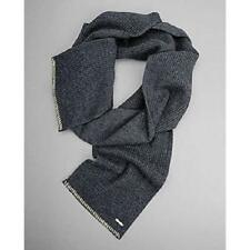 LULULEMON MARVELOUS MERINO KNIT WOOL SCARF O/S grey SO WARM AND COSY