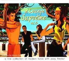 A Lounge supreme 5 2cds 2006 excellence Lounge electro Beats rar