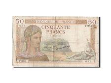 Billets, 50 Francs type Cérès #203759