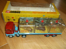 Corgi Chipperfields Circus 1139 Menagerie Scammel Handyman